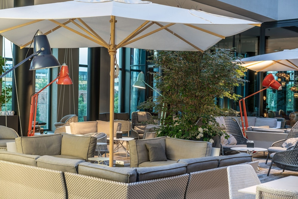 Terrace/Patio, Motel One Berlin-Alexanderplatz