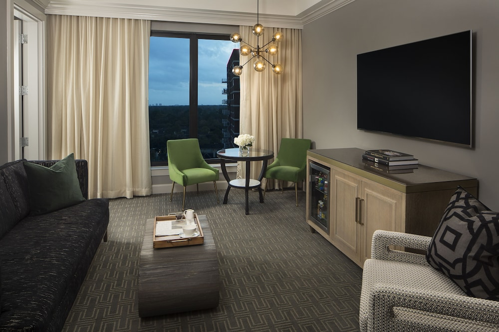 Living Area, Hotel ZaZa Houston Memorial City