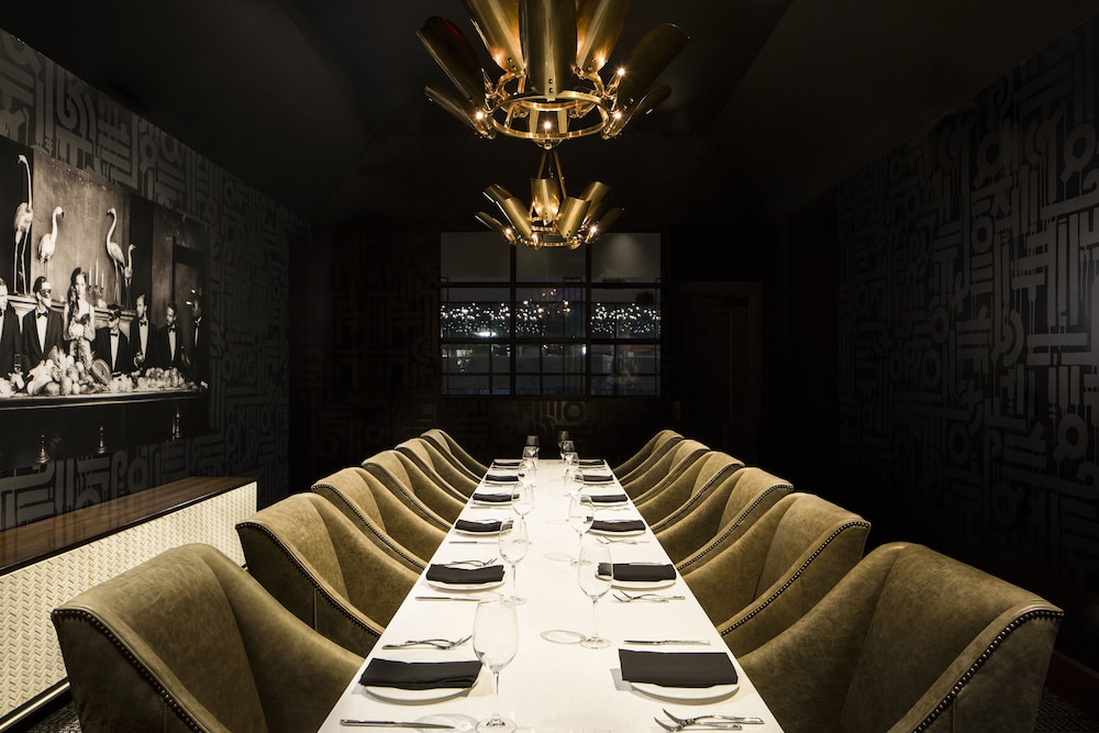 Dining, Hotel ZaZa Houston Memorial City