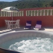 All Year Sunshine Holiday, in An Area Of Peace & Tranquillity, With Large Sun T