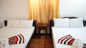 Tabla de planchar con plancha, camas supletorias, wifi gratis