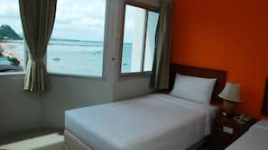 ตู้นิรภัยในห้องพัก, เตียงเสริม/เปล, Wi-Fi ฟรี