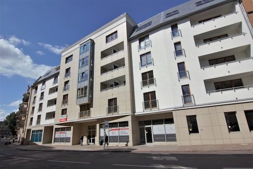Apartments in Szczecin - Plater
