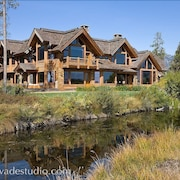 Abode at Blue Heron - A Wildlife Sanctuary by RedAwning