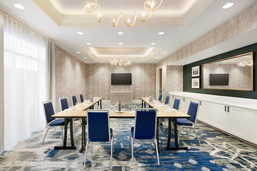 Meeting Facility, Embassy Suites by Hilton Wilmington Riverfront