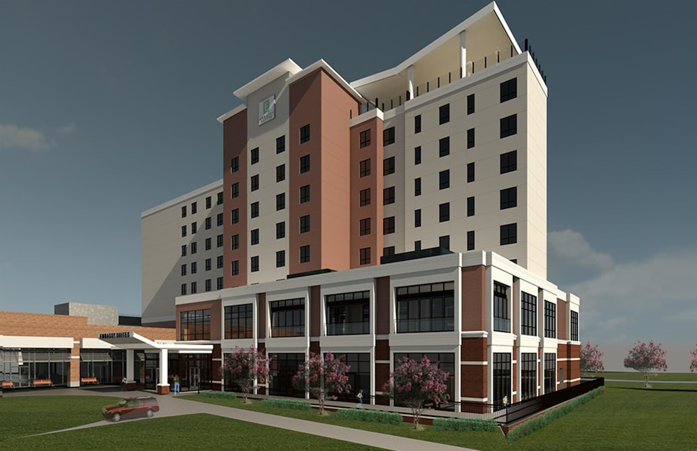 Exterior, Embassy Suites by Hilton Wilmington Riverfront