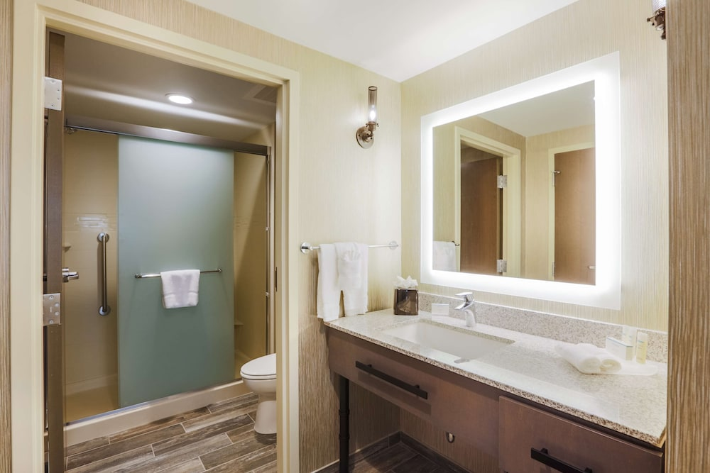 Bathroom, Homewood Suites by Hilton Charleston Historic District
