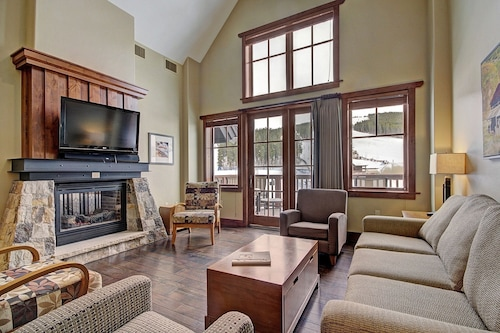 One Ski Hill Place S8501 - SH4N - 4 Br condo