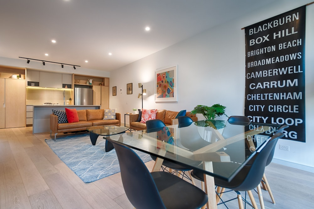 Orange Stay Townhouses, Melbourne: Hotelbewertungen 2018 | Expedia.de