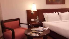 In-room safe, desk, free rollaway beds, free WiFi