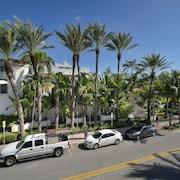 Vista para a rua