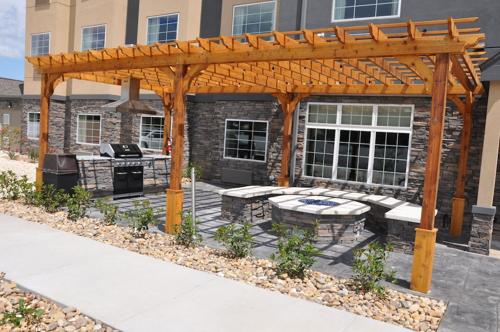 Gazebo, Microtel Inn and Suites by Wyndham Lubbock