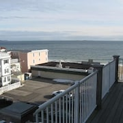 Grand Victorian, Luxury Condo, Top Floor Unit With Ocean Views, NO Fees