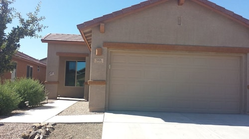 Check Expedia for Availability of 55+ age Restriction new 1431 Sq. Ft. House Rental in Las Campanas Subdivision