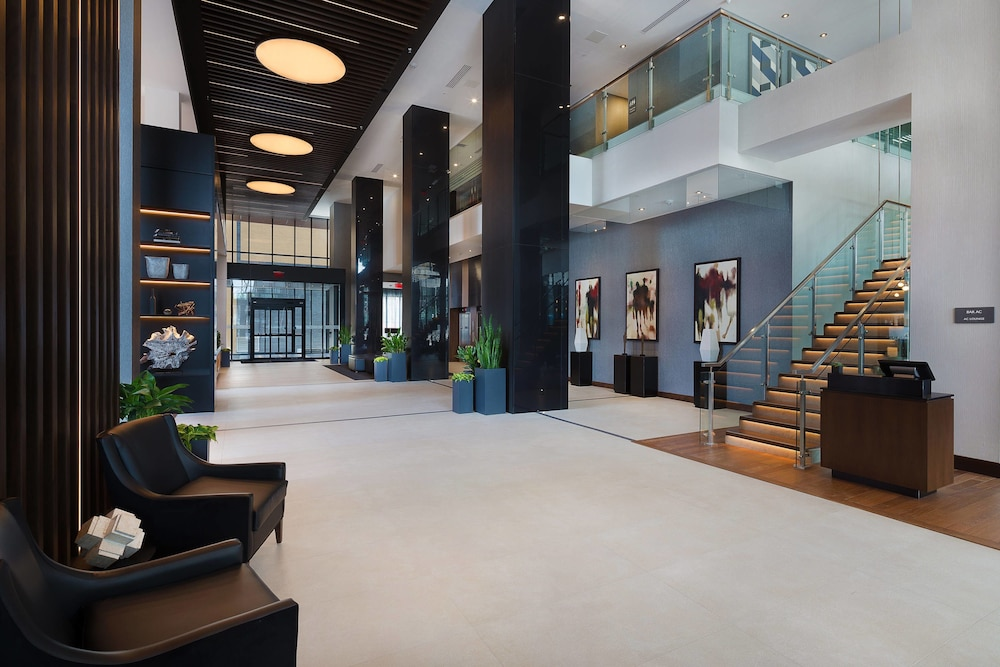 Lobby, AC Hotel by Marriott Montreal Downtown