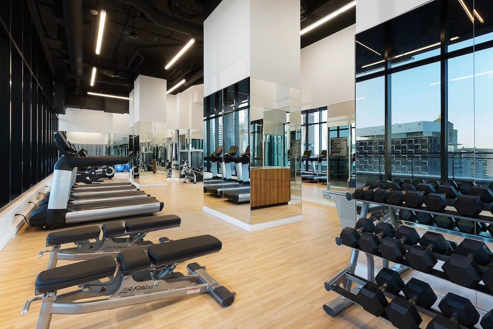 Sports Facility, AC Hotel by Marriott Montreal Downtown