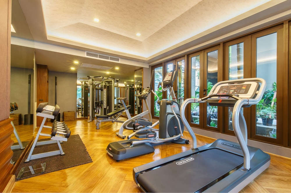Fitness Facility, Chala Number 6 Hotel