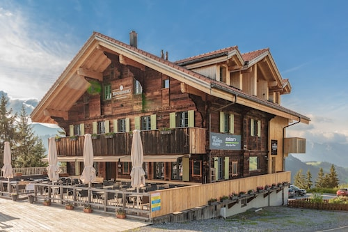 Rinderberg Swiss Alpine Lodge