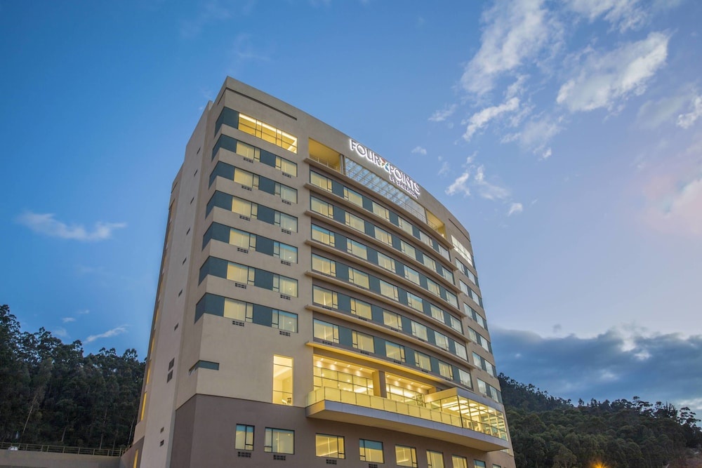 Exterior, Four Points By Sheraton Cuenca
