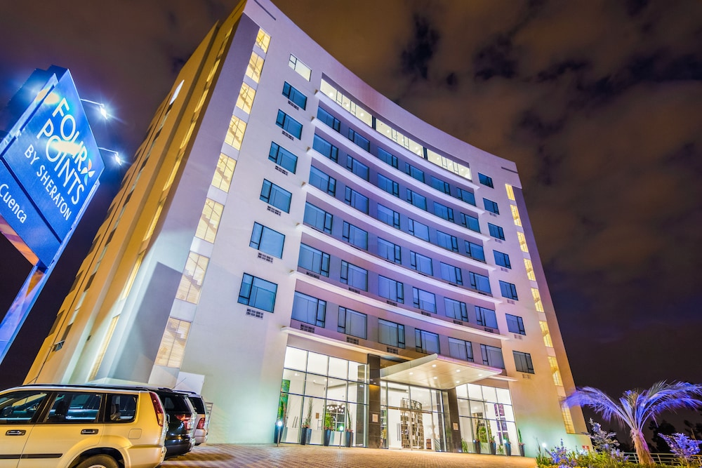 Front of Property - Evening/Night, Four Points By Sheraton Cuenca