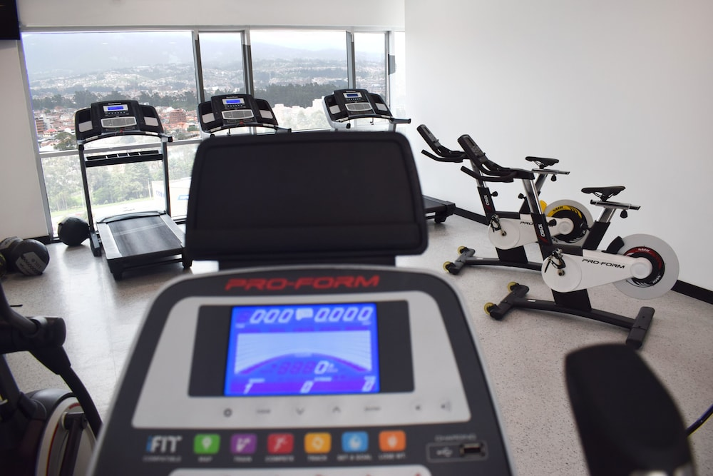 Fitness Facility, Four Points By Sheraton Cuenca