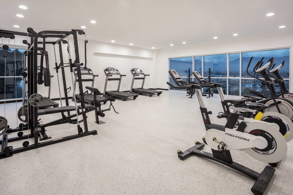 Gym, Four Points By Sheraton Cuenca