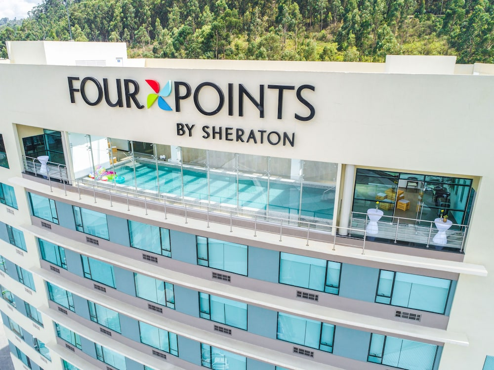 Front of Property, Four Points By Sheraton Cuenca