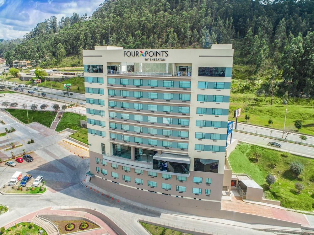 Featured Image, Four Points By Sheraton Cuenca