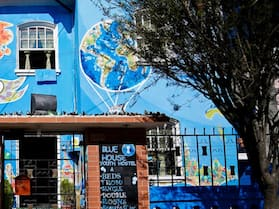 Blue House Youth Hostel