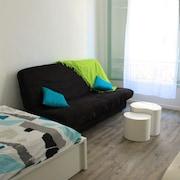 Studio 4 Beds of 25m²