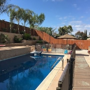 4 Bedroom Family Home Close to the Best Beaches and Attractions SD has to Offer