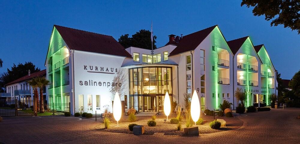 Kurhaus design boutique hotel faciliteiten en for Design boutique hotel kurhaus salinenparc