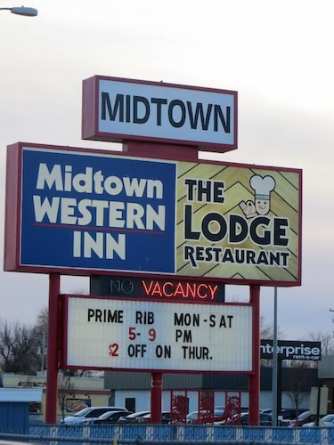 Check Expedia for Availability of Mid Town Western Inn