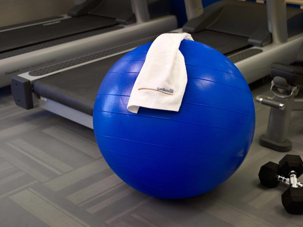 Fitness Facility, Sonesta ES Suites New Orleans