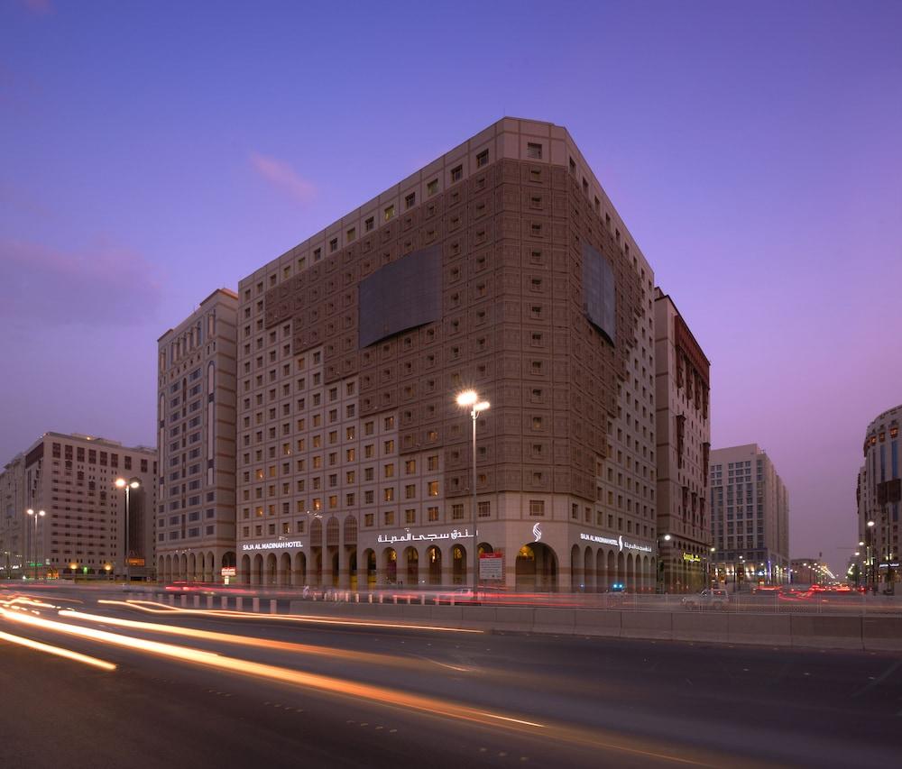 Saja Al Madinah Hotel in Medina | Hotel Rates & Reviews on Orbitz