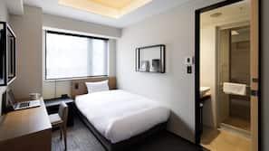 書桌、熨斗/熨衫板、免費 Wi-Fi、床單