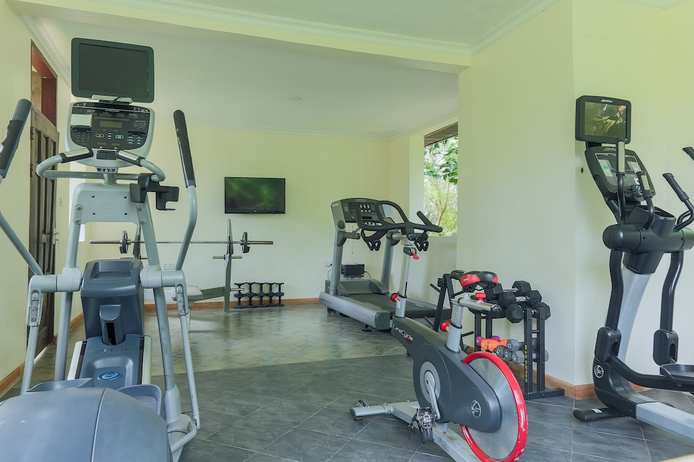 Fitness Facility, Airport Planet Lodge at Kilimanjaro Airport