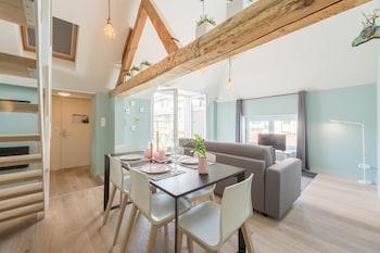 ベルギーのアントウェルペンのアパートメントホテルはどこが良いでしょうか?