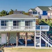 Semi Oceanfront Beach Cottage Access Across Street Walk To Restaurants S