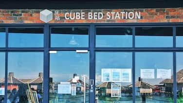 Cube Bed Station - Hostel