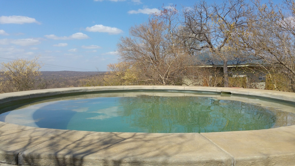 Outdoor Pool, IsiLimela Game Lodge