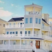 'seas The Day' Beachfront Mansion With Spectacular Views Guaranteed!!!!