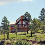 Spectacular Panoramic mtn Views From This Majestic 3 Acre Luxury Chalet Retreat
