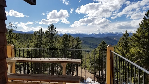 Peak To Mountain Home At 8500 Ft In Golden Co