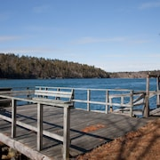 Immaculate Boothbay Region Waterfront Home With Ac-covid Cancellations Allowed