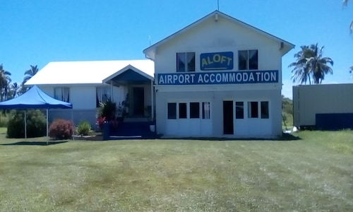 ALOFT Airport Accommodation