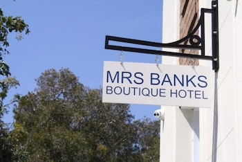 Mrs Banks Boutique Hotel