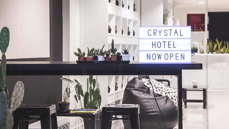 Crystal Hotel Huahin