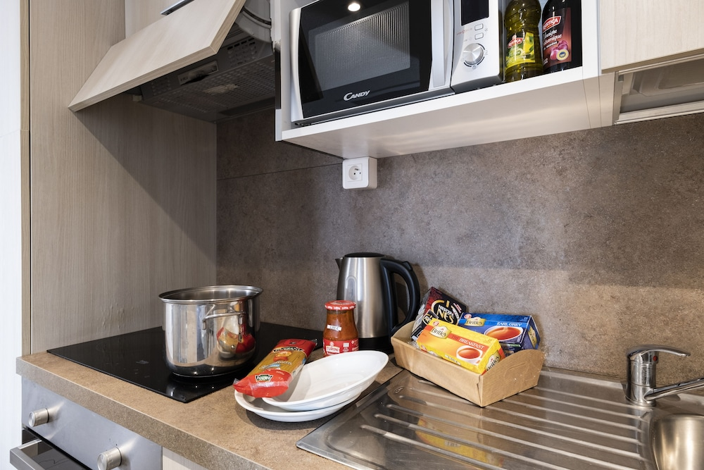 Private Kitchen, Appart'hotel Le Pelerin