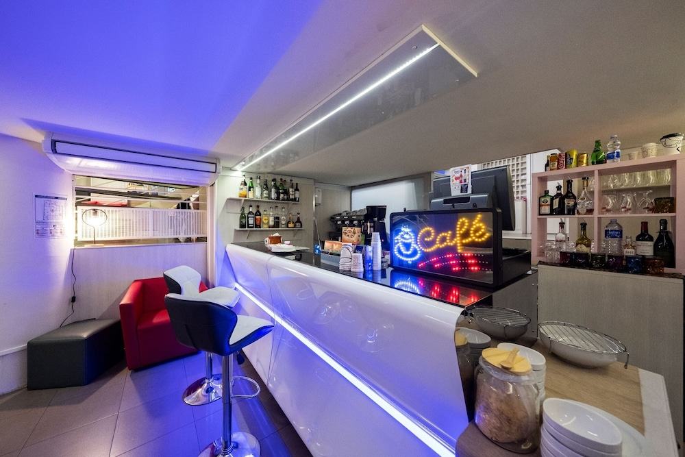 Bar, Appart'hotel Le Pelerin
